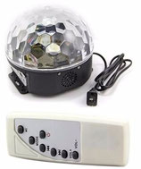 Bola Parlante Mp3 Luces Sicodelicas Magic Ball Audioritmica