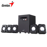 PARLANTE GENIUS SW-5.1 1020 USB POWER 26W BLACK
