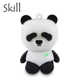 MEMORIA SKILL USB FLASH DRIVE 8GB PANDA