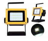 REFLECTOR LINTERNA LED PORTATIL RECARGABLE