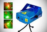 Miniproyector Laser Luces Psicodelicas