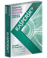 INTERNET SECURITY KASPERSKY 2011 1 PC
