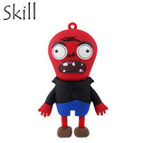 MEMORIA SKILL USB FLASH DRIVE 8GB ZOMBIE