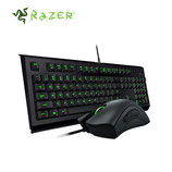 TECLADO RAZER + MOUSE CYNOSA PRO DEATH ADDER 2000 3 LED COLORS SP