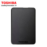 DISCO DURO EXT. TOSHIBA 1TB CANVIO BASICS BLACK 3.0 & 2.0