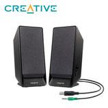 PARLANTE CREATIVE A50 2.0 USB POWER 1.6 W BLACK