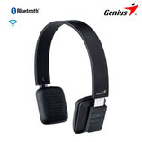 AUDIFONO C/MICROF. GENIUS HS-920BT BLUETOOTH 4.0 BLACK