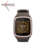 RELOJ INTELIGENTE MYKRONOZ ZESPLASH BLUETOOTH BROWN