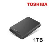 DISCO DURO EXT. TOSHIBA 1TB CANVIO BASICS BLACK 3.0