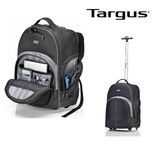 "MOCHILA TARGUS ROLLING BACKPACK 16"" BLACK"