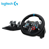 TIMON CON PEDAL LOGITECH G29 RACING WHEEL PS3/PS2/ USB BLACK