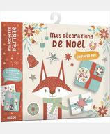 MES DECORATION DE NOEL - EN PAPER ART