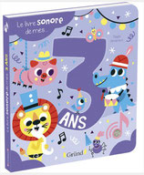 Le livre sonore de mes 3 ans