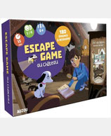 GRAND JEU - ESCAPE GAME AU CHATEAU (NE)