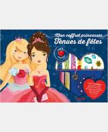 MON COFFRET PRINCESSES TENUES DE FETES - COUP DE COEUR CREATIONS