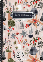 Carnet - Mes lectures