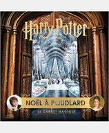 HARRY POTTER : NOEL A POUDLARD - LE CARNET MAGIQUE