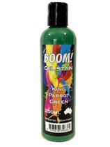 King Parrot Green Boom Gel Stain 250ml