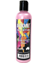 Pearlescent Pink Boom Gel Stain 250ml