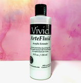 Vivid Arte Fluid Acrylic Extender 236ml
