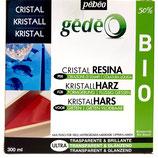 PEBEO GEDEO Crystal Resin Bio 300ml Starter kit