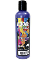 Pearlescent Violet boom Gel Stain 250ml