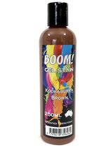 Kookaburra Brown Boom Gel Stain 250ml