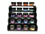 Display for 15ml Primary Elements jars (jars not included)