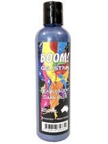 Pearlescent Dark Blue Boom Gel Stain 250ml