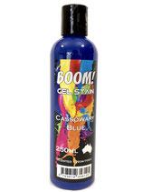 Cassowary Blue Boom Gel Stain 250ml
