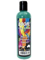 Mulga Parrot Green Boom Gel Stain 250ml