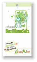 Basilikum-Himalajasalz