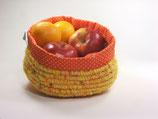 Nest aus Netz - Gelb