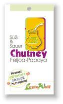 Chutney Feijoa-Papaya