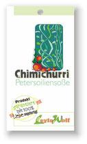 """Chimichurri"" - Petersiliensoße"