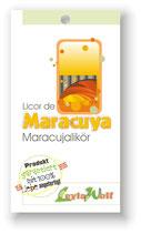 """Licor de maracuya"" - Maracujalikör"