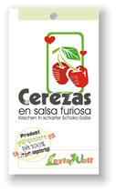 """Cerezas en salsa furiosa"" - Kirsche in scharfer Schoko-Soße"