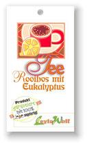 Rooibostee mit Eukapliptus und Stevia