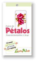 """""""Dulce de pétalos de rosa"""" -Rosenblütenblätter in Sirup"""