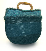 Taschen-Röhr in Blau