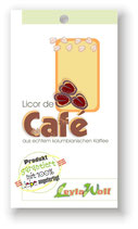 """Licor de Café"" - Kaffeelikör"