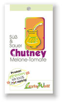 Chutney Melon-Tomante