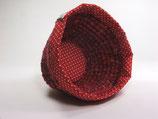Nest aus Netz - Rot