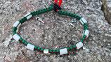 EM-Kette Weihnachten Rot - Grün