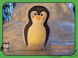 Teelichthülle Pinguin -5-