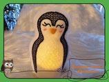 Teelichthülle Pinguin -6-