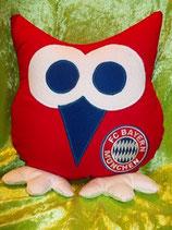 Fußballeule Bayern