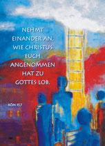 Postkarten-Set »Himmelsleiter« 2015