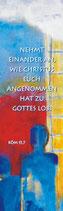 Banner, Textilposter »Himmelsleiter« 2015