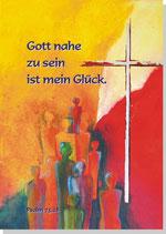 Faltkarte »Bei Dir« 2014